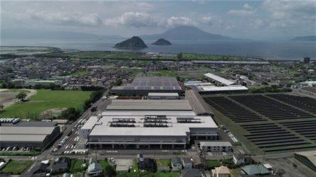 (株)山水 鹿児島工場